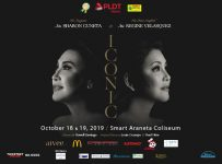Iconic Concert With Sharon And Regine 2019