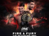 ONE Championship: Fire & Fury 2020